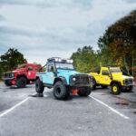 Оригинал              RGT 136161 1/16 2.4G 4WD Rock Crawler RC Авто Модели внедорожников