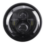Оригинал              7 дюймов 60 Вт H4 H13 Мото светодиодные фары Высокий ближний свет DRL Дневные ходовые огни