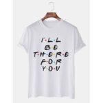 Оригинал              Мужские забавные лозунги Little Tag Повседневные футболки с коротким рукавом