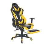 Оригинал              BlitzWolf® BW-GC2 Обновленная версия Эргономичное игровое кресло Дизайн Регулируемый на 180 ° подлокотник Подлокотник для ног Расширьте спинку дл