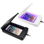 Оригинал              УФ-стерилизатор Коробка УФ-дезинфицирующее ультрафиолетовое Коробка для телефона Дистанционный Зубная щетка