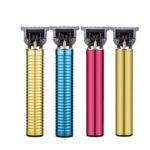 Оригинал              USB аккумуляторная парикмахерская Триммер машинка для стрижки волос парикмахерская Инструмент