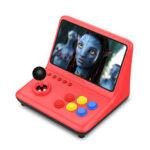 Оригинал              M13 9-дюймовый 16G 32G 64G До 10000+ игр HD Ретро-аркадная игровая консоль PS1 GBA GB MD SFC MAME NEOGEO 3D Rocker Joystic TV Game Player