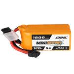 Оригинал              CNHL MINISTAR 18.5V 1800mAh 120C 5S Lipo Батарея XT60 Разъем для RC Racing Дрон