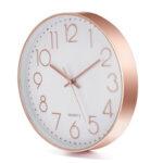 """Оригинал              12 """" Morden Wall Часы Стена Часы без галочки Для офиса / гостиной / декора спальни"""