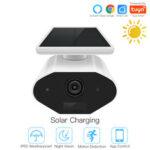 Оригинал              MoesHouse L4 Tuya Smart WIFI камера На открытом воздухе Маломощный Солнечная камера HD 1080P Сетевой двусторонний аудиосигнал IP65 Подключение проводов Вод