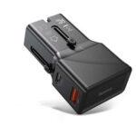 Оригинал              Baseus 18W Универсальное зарядное устройство Преобразование зарядного устройства 2-портовый PPS PD 3.0 QC 3.0 Быстрое зарядное устройство USB-C USB-заряд