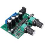 Оригинал              6Wx2 + 25W TDA2030 2.1 Сабвуфер Стерео Аудио Цифровое питание HIFI Усилитель Плата Bass Output DC12V DC6.5-15V