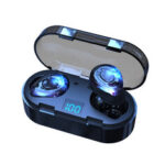 Оригинал              Bakeey X1 TWS bluetooth 5.0 6D Stereo DSP Шумоподавление Двусторонние вызовы Водонепроницаемы Наушник Наушники с микрофоном Зарядка Коробка