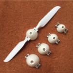Оригинал              ¢ 2.3 * 30 / ¢ 3.17 * 35 / ¢ 4 * 40 / ¢ 4 * 45 мм Ninesky Обтекатель Складной винт для вертолета для самолета RC Запчасть самолета RC