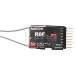 Оригинал              Radiolink R8F 2.4G 8CH Dual Антенна Приемник с двухсторонней передачей для моделей RC Авто Лодка