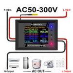 Оригинал              APP Control AC Meter AC30-500V 30A Цифровое напряжение Мощность Энергия Вольтметр Амперметр Ток Ампер Вольт Ваттметр Тестер Детектор