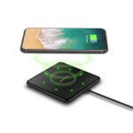 Оригинал              FDGAO Qi 10W Беспроводное зарядное устройство Быстрая зарядка для iPhone XS 11Pro Xiaomi Mi10
