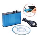Оригинал              Bakeey Professional 5.1 7.1-канальная звуковая карта USB 6-канальный оптический конвертер для внешних аудиокарт для портативных ПК