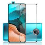 Оригинал              Bakeey 9H Full Glue Защитный экран от взрыва Закаленное стекло для Poco F2 pro