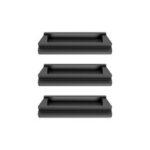 Оригинал              3PCS Sunnylife Батарея Порт зарядки Силиконовый Крышка для DJI Mavic Air 2 РУ Квадрокоптер