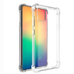 Оригинал              Bakeey Air Сумка Прозрачный Non-Yellow Soft ТПУ Противоударный Защитный Чехол для Samsung Galaxy Note 10 Lite / Galaxy S10 Lite