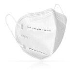 Оригинал              10шт KN95 маски для лица 5-слойный пылезащитный воздушный фильтр защитная маска для дыхания