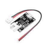 Оригинал              3шт RobotDyn TP4056 Li-Ion Батарея Зарядное устройство с защитой от постоянного тока Постоянное напряжение