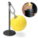 Оригинал              97 мм мяч железный лист держатель штанги диск нагрузки стойку гиревой спорт Главная Фитнес упражнения для мышц Набор