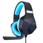 Оригинал              SUTAI G600 Игровые наушники USB Проводной звук окружающего звука Bass Gaming Headset с микрофоном для компьютерного ПК PS4 Gamer