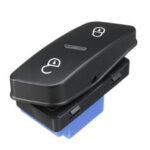 Оригинал              WS0468 Авто Центральный замок Защитный выключатель черный для VW Jetta Golf 5 MK5 Passat CC Tiguan