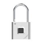 Оригинал              ENNIO Smart Fingerprint Padlock Пылезащитный И Водонепроницаемы USB Зарядка 90 г Долговременная разблокировка отпечатков пальцев