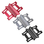 Оригинал              2PCS Alloy Side Step Пластина Плата для AXIAL SCX10 CC01 1/10 RC Rock Crawler Авто Запчасти