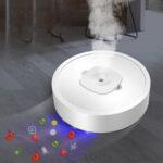 Оригинал              Съемный 2 в 1 UV Стерилизатор Увлажнитель Интеллектуальная регулировка Очиститель USB