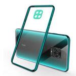 Оригинал              Bakeey для Xiaomi Redmi Note 9S / Redmi Note 9 Pro Чехол Покрытие 2 в 1 Объектив Protect Ультратонкий против отпечатков пальцев Ударопрочный Прозрачный Soft ТПУ ProЗащ