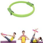 Оригинал              Тонизирование кольца пилатес Фитнес Волшебный Круг Yoga Упражнение на сопротивление в домашних условиях Набор