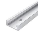 Оригинал              Drillpro 100-1200мм T-образный T-образный шлиц Треугольный слот для зажимного приспособления Mit Track 30×12.8mm Для настольной пилы Фрезерный станок для д