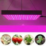 Оригинал              AC85-265V 1200W 289 LED Grow Light Growing Лампа Для Овощей Цветок Крытый Растение
