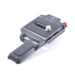 Оригинал              Quick Release Backing Пластина Увеличенная накладка с 1/4 дюймов Болт Крепление для ZHIYUN CRANE M2 FPV Ручной Gimbal Принадлежности для стабилизатора