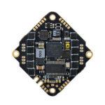 Оригинал              25,5×25,5 мм SPCMaker Whoop F411 F4 OSD Регулятор полета Встроенный ток Датчик Интегрирован с 20A BLheli_S 2-4S 4in1 Бесколлекторный ESC для зубочистки RC Дрон FPV Racing