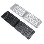 Оригинал              67 клавиш складной беспроводной Bluetooth мобильный телефон планшетный ПК ноутбук Клавиатура Поддержка Android / IOS система