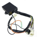 Оригинал              Зажигание CDI Коробка для Yamaha YFM 350 Big Bear Moto 4 YFM350 3HN-85540-10-00