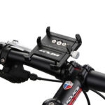 Оригинал              GUB Pro7 Универсальный На открытом воздухе Vlog Recording алюминиевый сплав MTB мотоцикл Дорожный велосипед Велосипедный руль GPS Подставка для мобиль