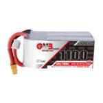 Оригинал              Gaoneng GNB 15,2 В 1100 мАч 50C 4S HV Lipo Батарея С разъемом XT60 / XT30 для RC Racing Дрон