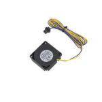 Оригинал              Creality 3D® 24 В 4010 Вентилятор охлаждения Вентилятор Масло Подшипник с кабелем для 3D-принтера Ender-5