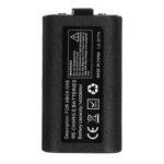 Оригинал              1400mAh аккумуляторная литиевая Батарея упаковка для беспроводного контроллера Xbox One с зарядным кабелем USB 280см