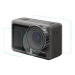 Оригинал              3Pcs Объектив Защитная пленка для экрана HD Защитная пленка Защитная пленка для DJI OSMO ACTION Sport камера