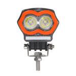 Оригинал              3 ДЮЙМА LED Фара рабочего света Лампа Противотуманные фары Blue DRL Off Road Авто мотоцикл