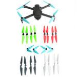 Оригинал              Быстросъемный складной Colorful набор пропеллерных лопастей пропеллера 4шт для SG906 PRO X193 PRO X7 RC Дрон Квадрокоптер