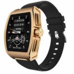 Оригинал              SERVO C1 Трекер Температуры Браслет Артериального Давления Кислорода Монитор Multi Watch Face Погода Дисплей Smart Watch