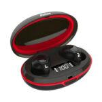 Оригинал              Rollme T05 TWS Беспроводные наушники Bluetooth Наушник Мини Портативный LED Дисплей Hi-Fi стереогарнитура для наушников с микрофоном