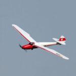 "Оригинал              FMS Moa Glider 1500MM (59,1 "") Wingspan EPO Тренер для начинающих RC Самолет PNP"