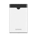 Оригинал              Lenovo S-03 2,5-дюймовый жесткий диск SATA3.0 Портативный внешний жесткий диск Коробка Жесткий диск Чехол для Windows Mac Linux