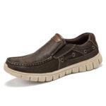 Оригинал              Menico Men Comfy Легкие Soft подошва скольжения на Лодка обувь