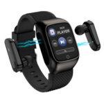 Оригинал              Bakeey S300 Беспроводная Наушник Full Touch Браслет Непрерывное артериальное давление Кислород Монитор Smart Watch